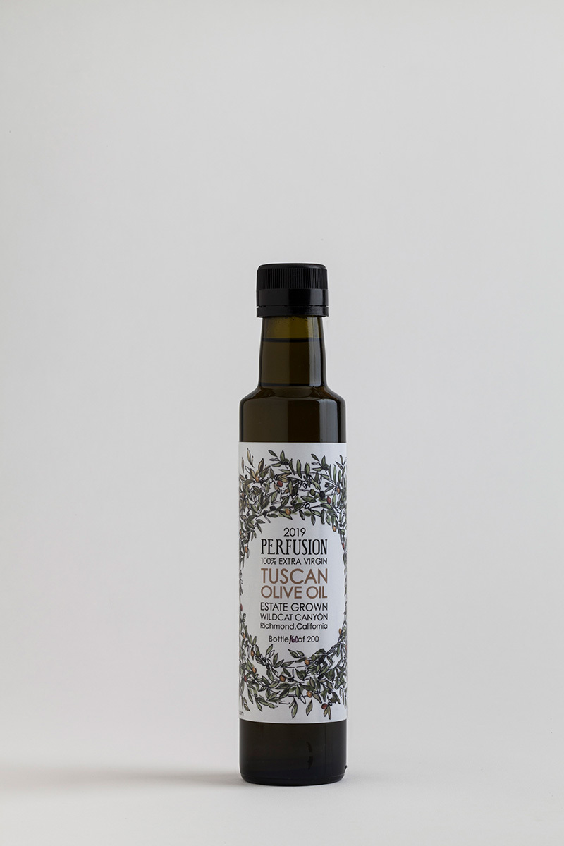 Perfusion Organic Olive Oil (250cc) 00016