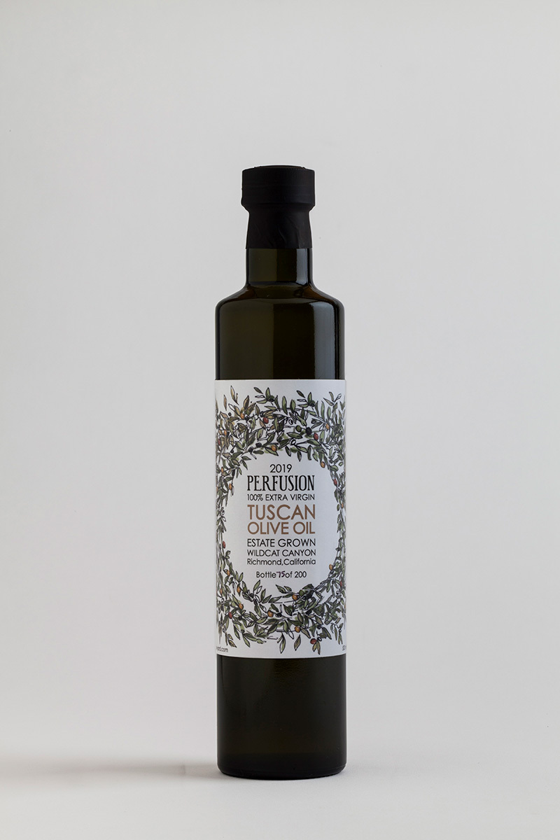 Perfusion Organic Olive Oil (500cc) 00017