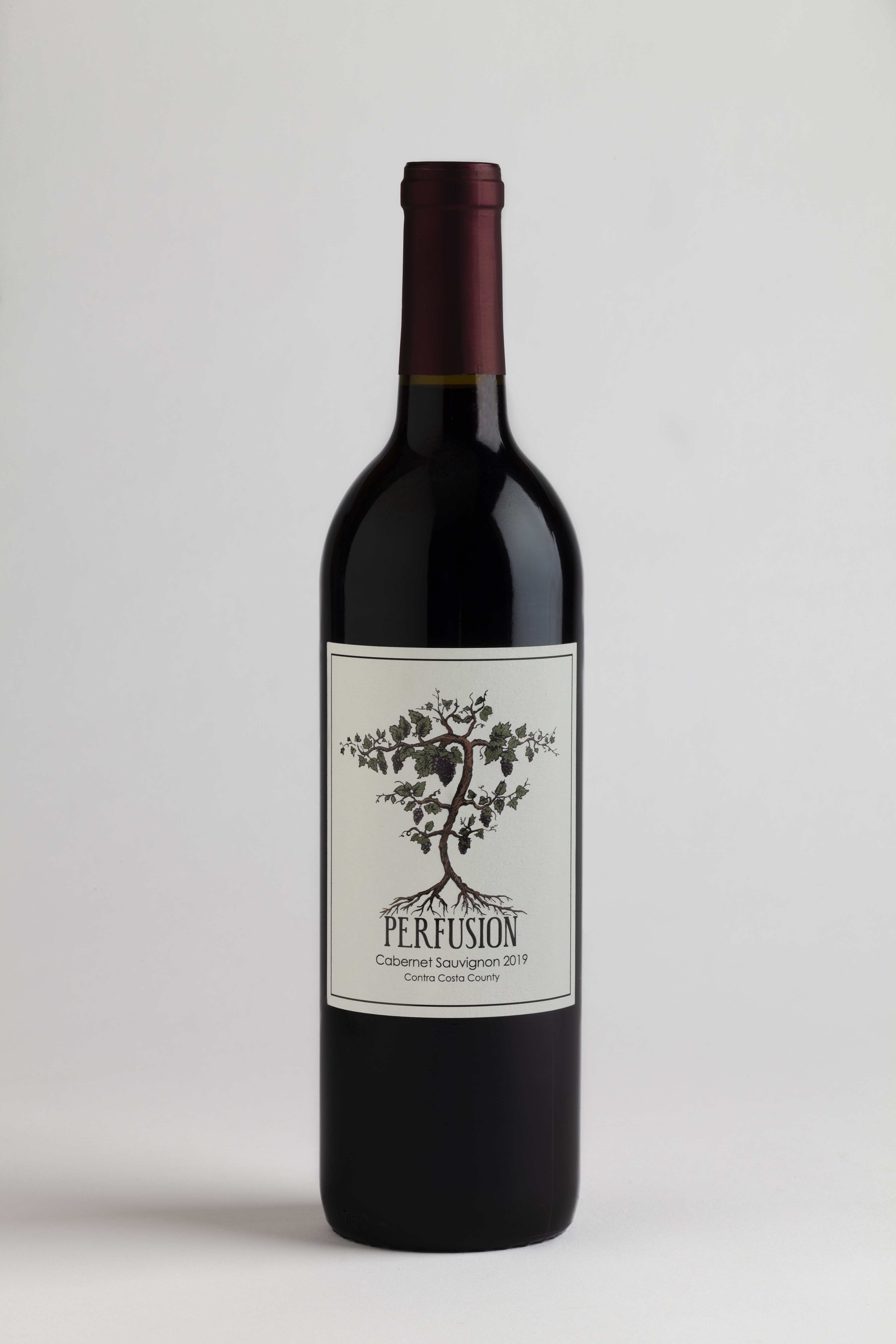 2019 Perfusion Vineyard Contra Costa Cabernet Sauvignon 00015