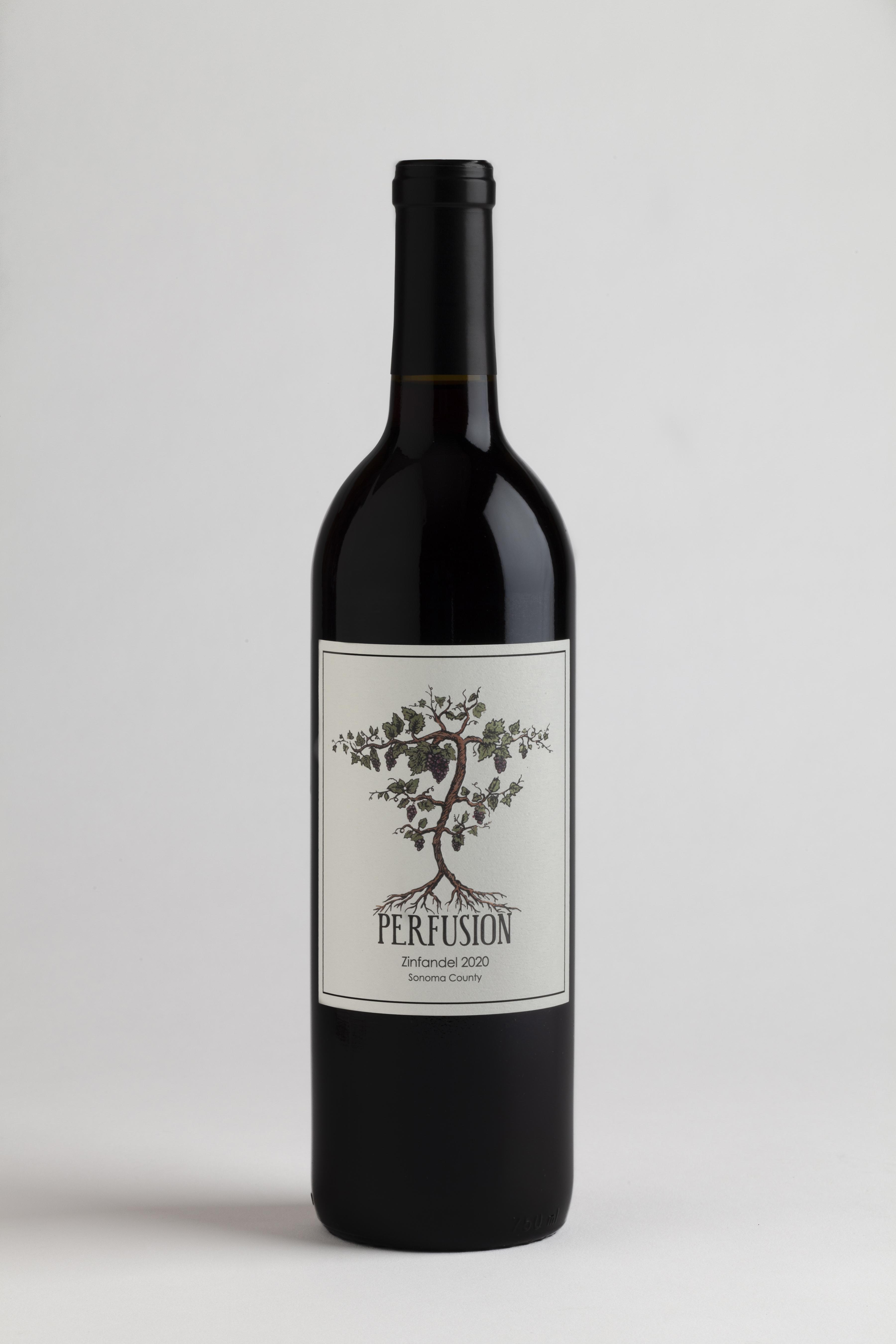 2020 Perfusion Vineyard Sonoma Zinfandel 00014