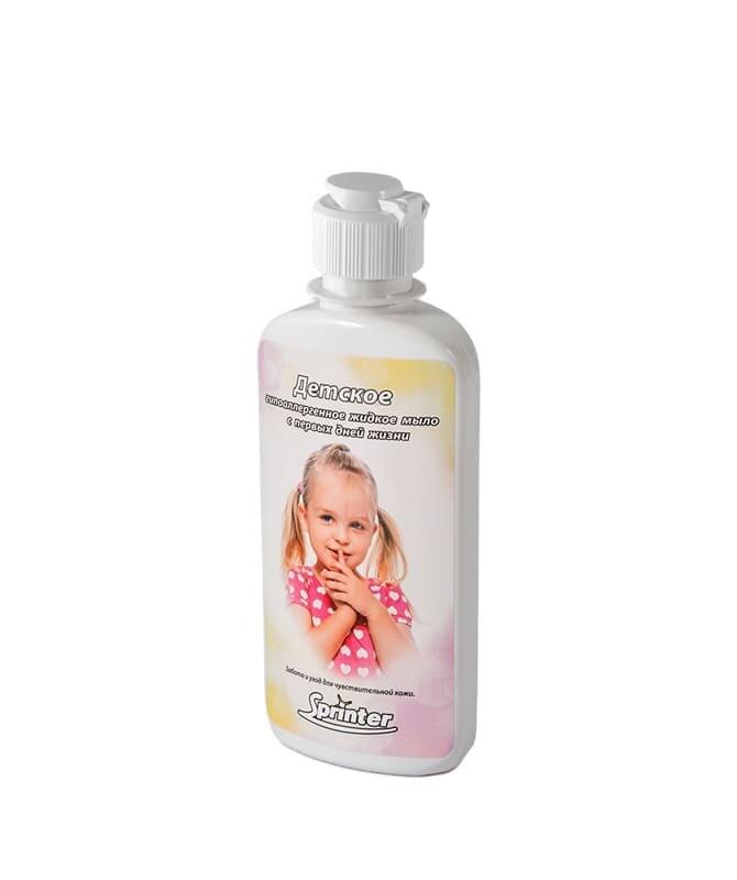 Детское мыло