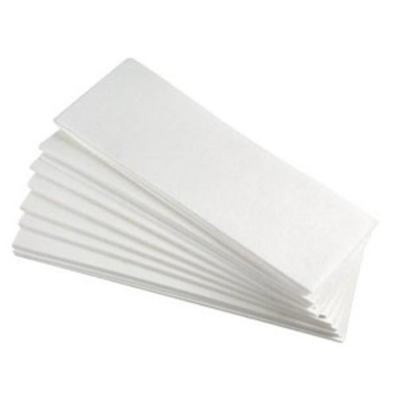 Полоски для депиляции 7Х20 см (ПЛОТНЫЕ) (100 шт)