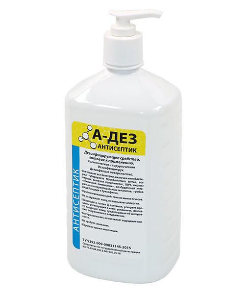 А-ДЕЗ-ЛЮКС (мыло) 1 л с дозатором