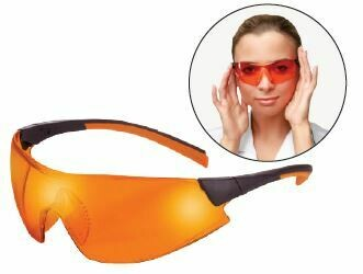 Очки защитные Monoart Evolution Orange