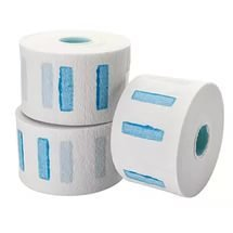 Воротнички бумажные с перфорацией на липучке втулке 5 рулонов