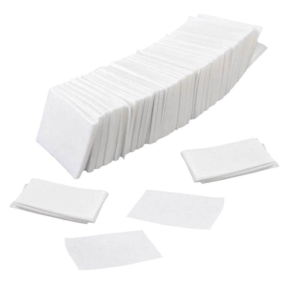 Безворсовые салфетки для маникюра и педикюра (5х5 см) 100 шт