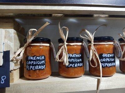 Organic Capsicum Piperade
