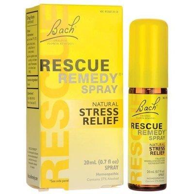 Bach Flowers Rescue Remedy Spray
