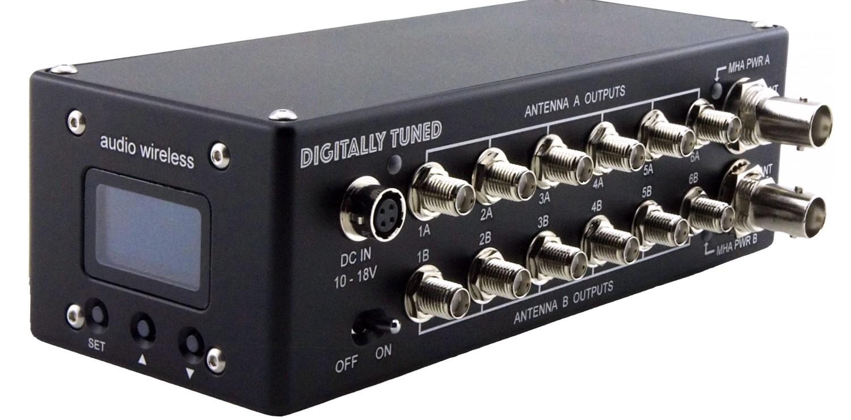AW Digitally Tuned Diversity Antenna Distribution Module [DADM226-DT]