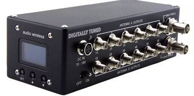AW Digitally Tuned Diversity Antenna Distribution Module [DADM226-DT]
