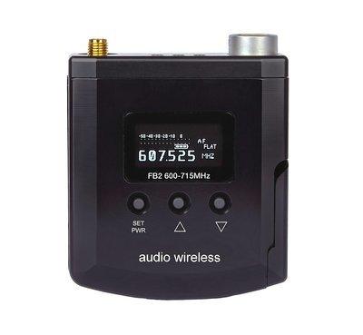 AWTX-1 Audio Wireless Pocket Transmitter