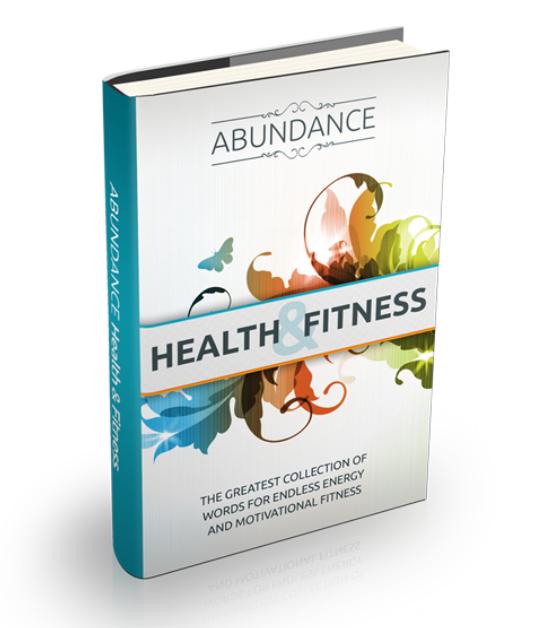 Abundance: Health and Fitness. pdf ebook