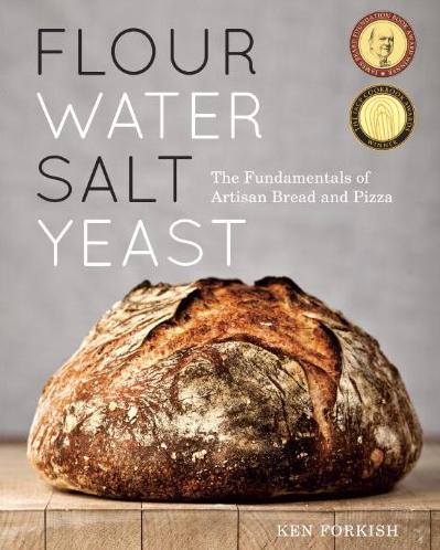 Flour Water Salt Yeast by Ken Forkish - PAPERBACK COPY