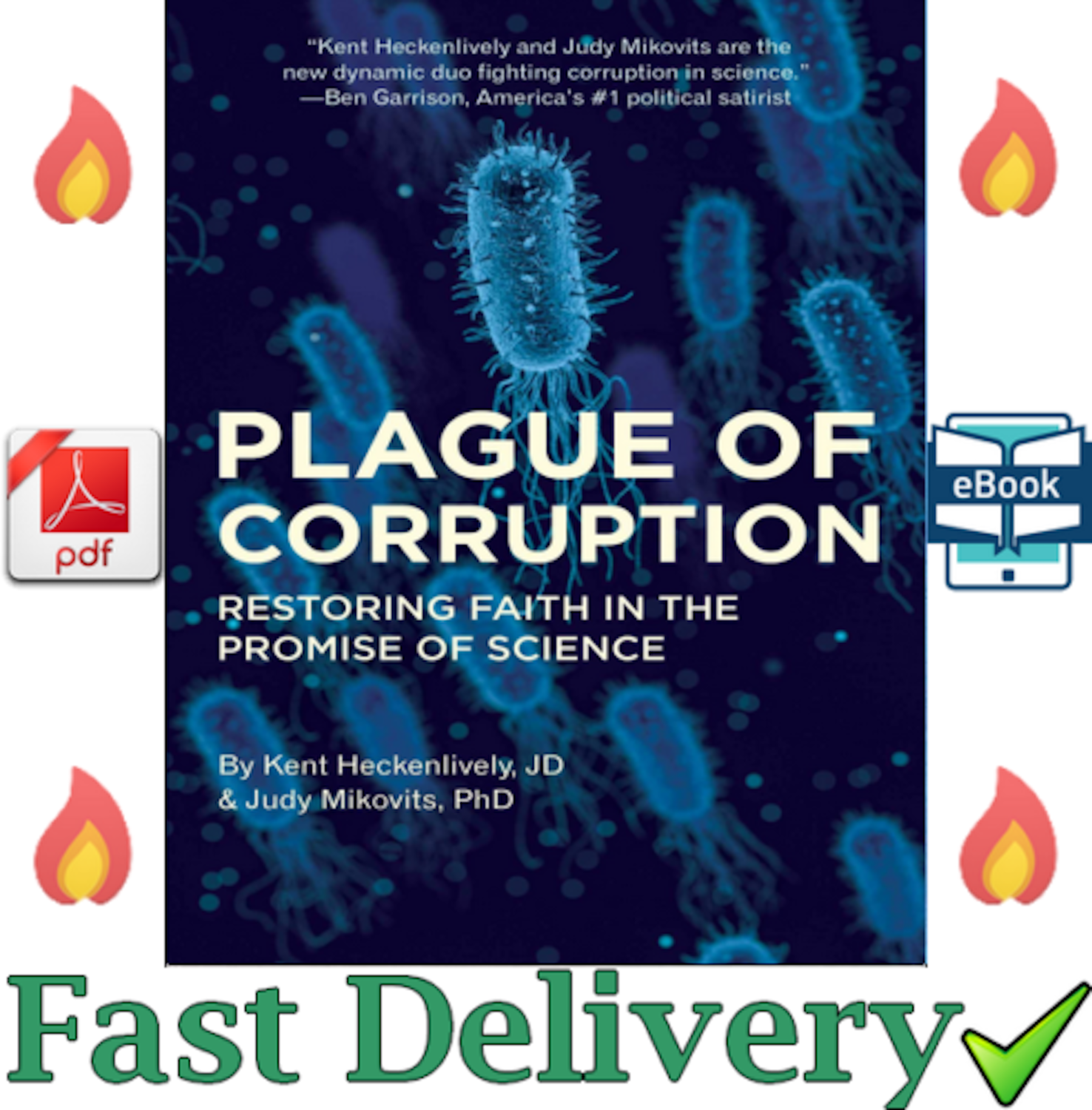 PLAGUE OF CORRUPTION RESTORING FAITH IN THE PROMISE OF SCIENCE ( PDF ) EBOOK