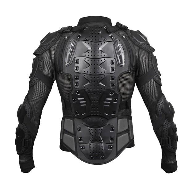 Motorcross Racing Pit Bike Fashion Full Body Armor Chest Gear Protective Jacket S-XXXL