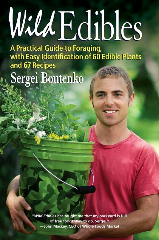 Wild Edibles: A Practical Guide to Foraging, with Easy Identification of 60 Edible Plants and 67 Recipes Paperback –