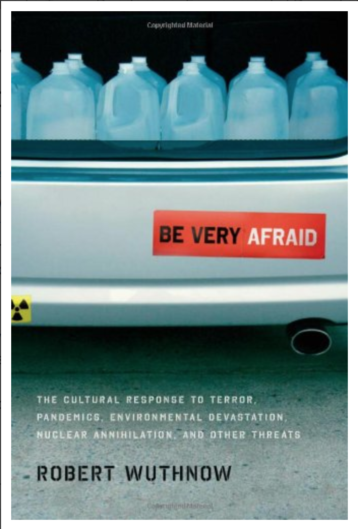 Be Very Afraid: The Cultural Response to Terror, Pandemics, Environmental Devastation, Nuclear Annihilation, and Other Threats (Ebook. PDF )