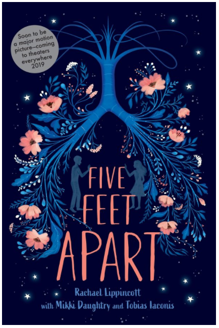 Five Feet Apart By Rachael Lippincott [PÐF] Fast & Instant Delivery