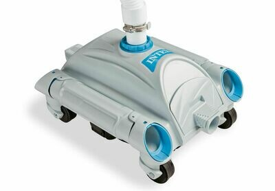 Intex 28001E Automatic Pool Cleaner Pressure Side Vacuum Cleaner w/ 24 Foot Hose. lowest price