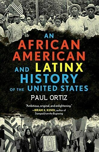 An African American and Latinx History of the United States by Paul..✅ (P.D.F)