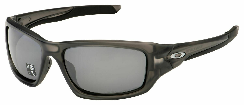 Oakley Valve Sunglasses OO9236-06 Grey Smoke | Black Iridium Polarized Lens