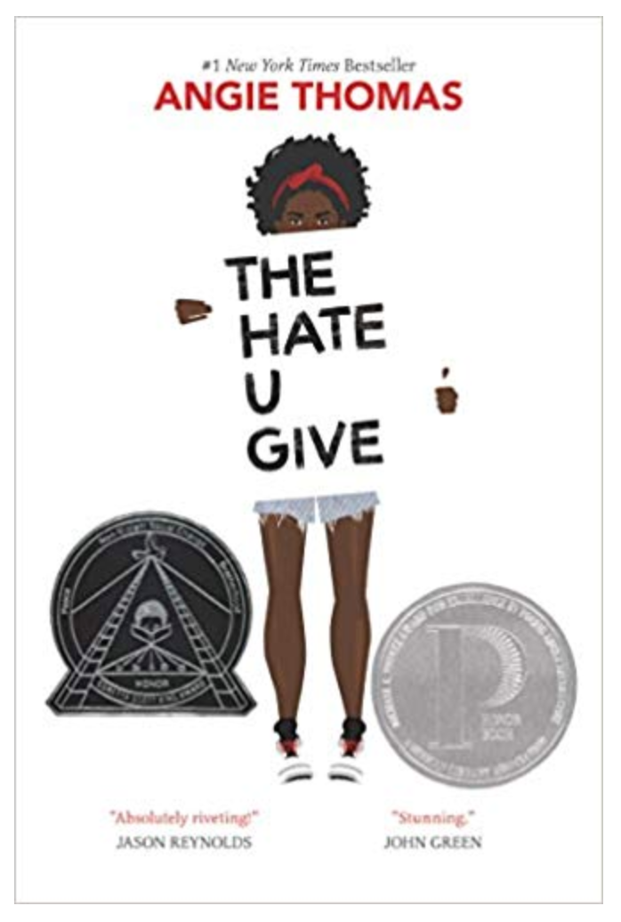 The Hate U Give BY Angie Thomas [ EBOOK] PDF