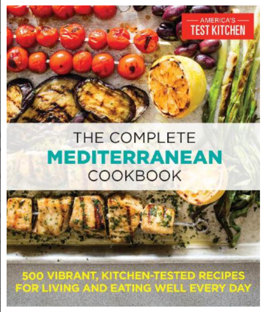 The Complete Mediterranean Cookbook: 500 Vibrant, Kitchen-Tested Recipes...... 📚Ebook/ Printable📚
