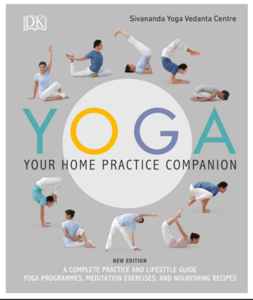 Yoga Your Home Practice Companion Sivananda Yoga Vedanta Center ✅ËḂÕÕǨ✅ṖḊḞ📖