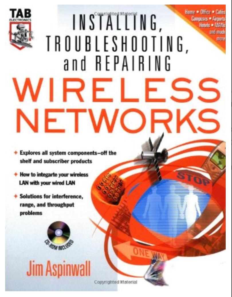 Installing, troubleshooting, and repairing wireless networks By Jim Aspinwall ✅ËḂÕÕǨ✅ṖḊḞ📖