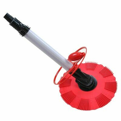 Swimming Pool Automatic Cleaner Above Ground Clean Pool Sweeper Vacuum Hose Set