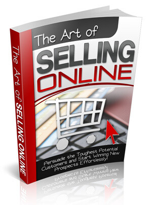 Work From Home- The Art Of Selling Online