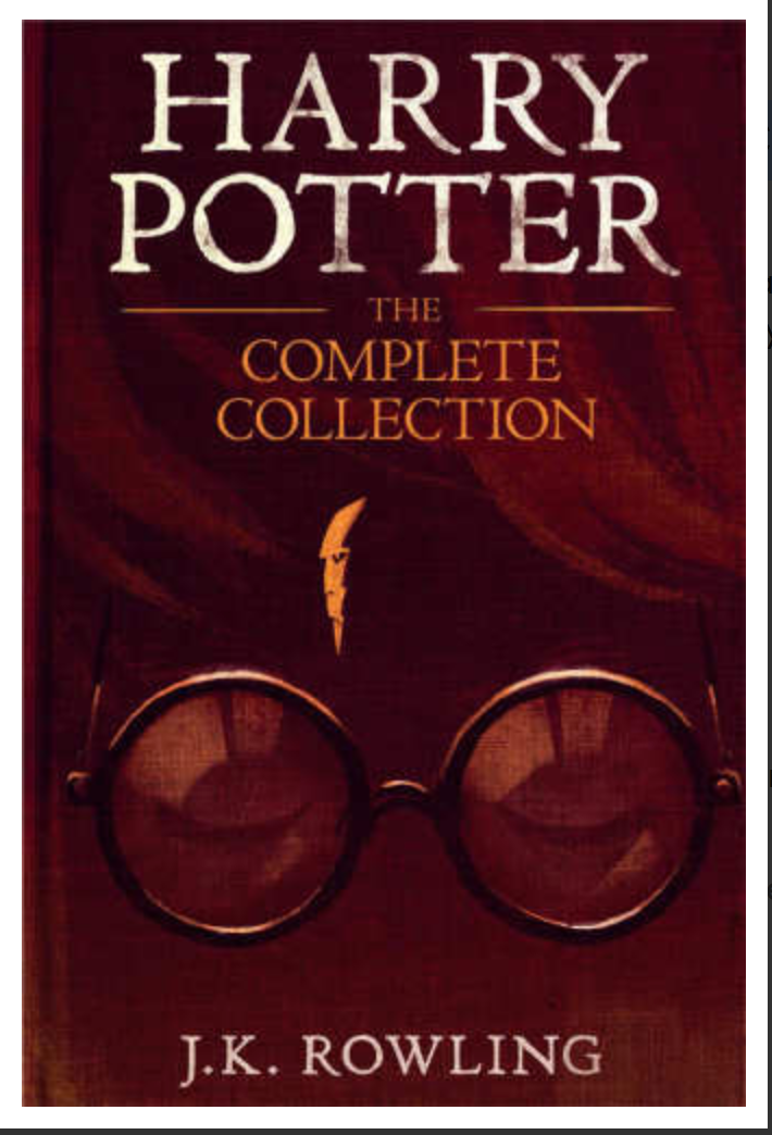 Harry Potter: The Complete Collection J.K. Rowling
