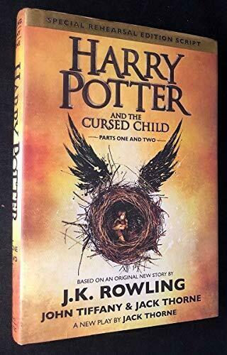 Harry Potter and the Cursed Child Rowling J.K, Thorne Jack, Tiffany John ( PDF )  ( EBook )