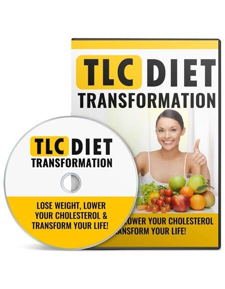 Lose Weight, Lower Your Cholesterol and Transform Your Life with this Video Series!