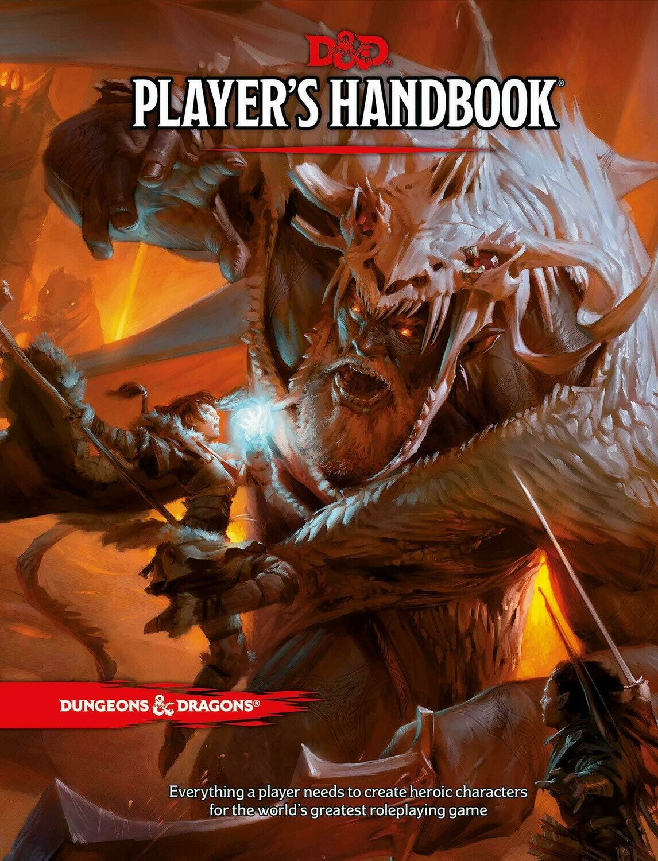 Dungeons & Dragons: Player's Handbook Wizards RPG Team ( PDF ) Ebook - PRINTABLE