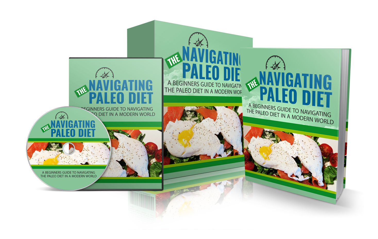 Navigating The Paleo Diet ( Ebook) Get Instant Access
