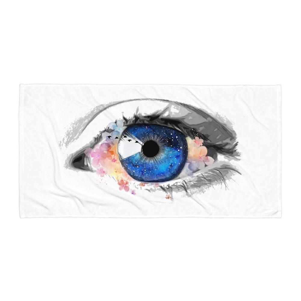 Eyes Towel