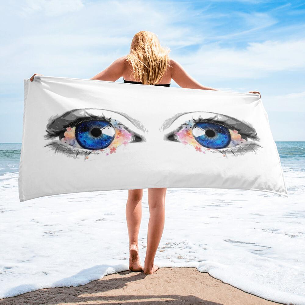 Eyes on you Towel