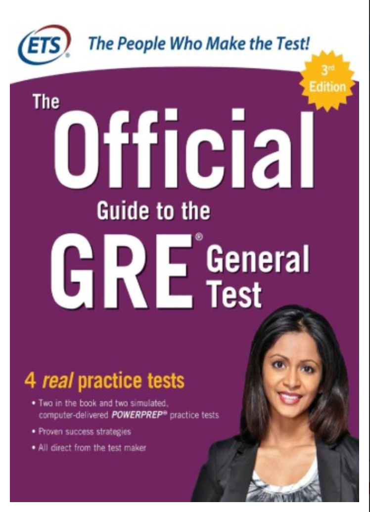 ETS - The Official Guide to the GRE 3rd Edition Educational Testing Service {Ebook ] PDF