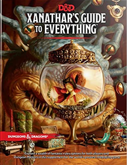 Xanathar's Guide to Everything (Dungeons & Dragons) By Wizards Rpg Team [Ebook] PDF- Instant Access