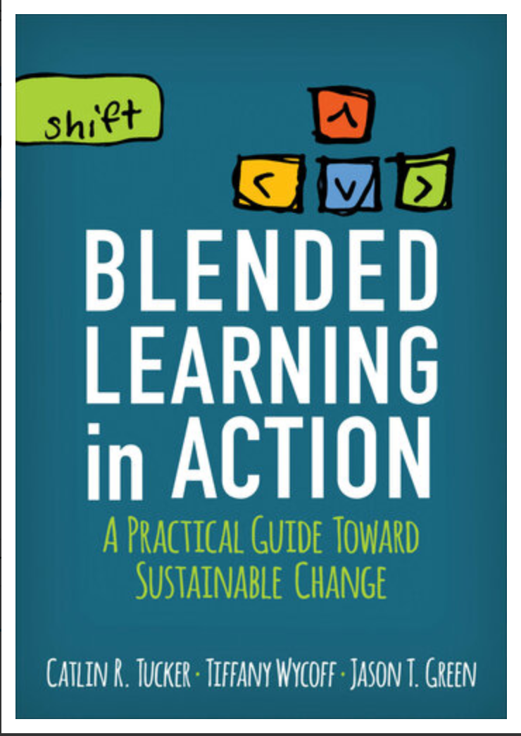 Blended Learning in Action: A Practical Guide Toward Sustainable Change [Ebook ]