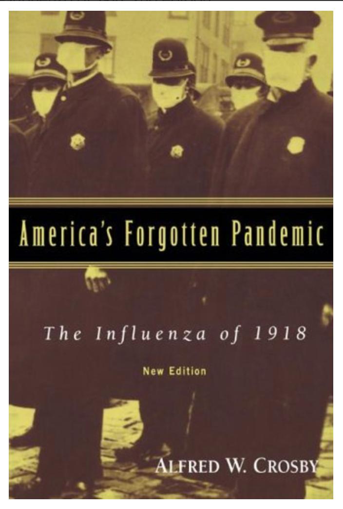 America's Forgotten Pandemic [ebook] PDF