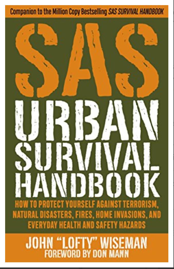 SAS Urban Survival Handbook [EBook] Printable