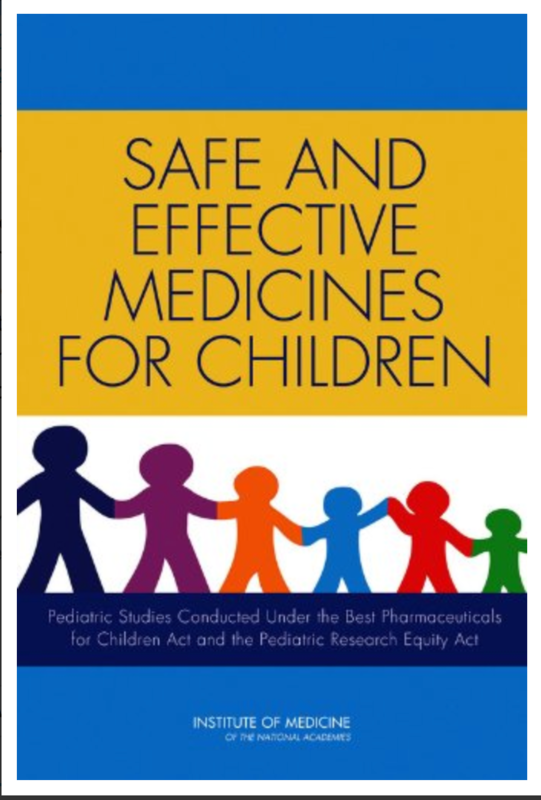 Safe and Effective Medicines for Children ....