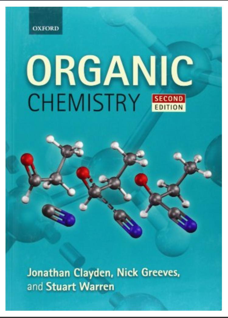Organic Chemistry By Jonathan Clayden, Nick Greeves, Stuart Warren [ EBook] PDF