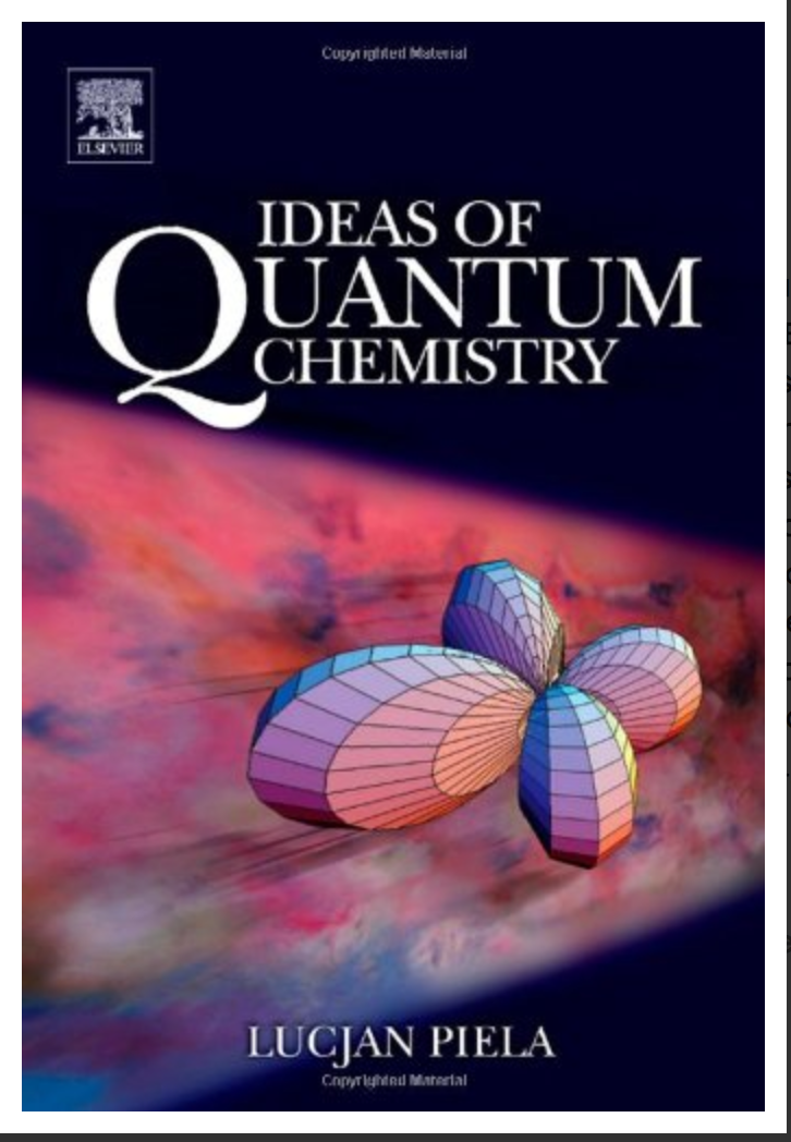 Ideas of quantum chemistry BY Lucjan Piela [ Ebook] PDF