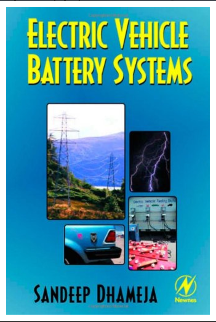 Electric Vehicle Battery Systems By Sandeep Dhameja  [Ebook] pdf