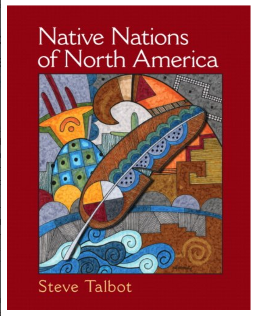 Native nations of North America: an indigenous perspective By Steve Talbot. Paperback