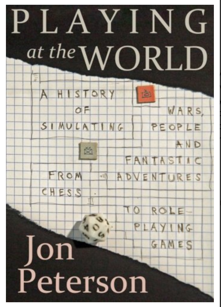 Playing at the World BY Jon Peterson [ Ebook ] PDF