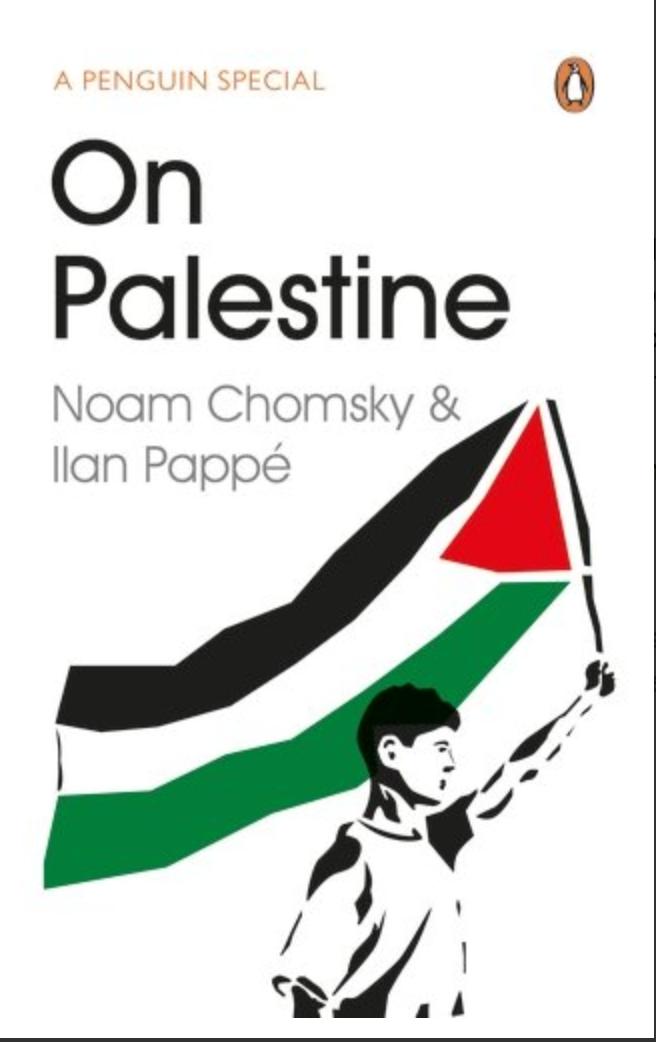 On Palestine By Noam Chomsky, Ilan Pappé [ EBOok] PDF- INstant Access
